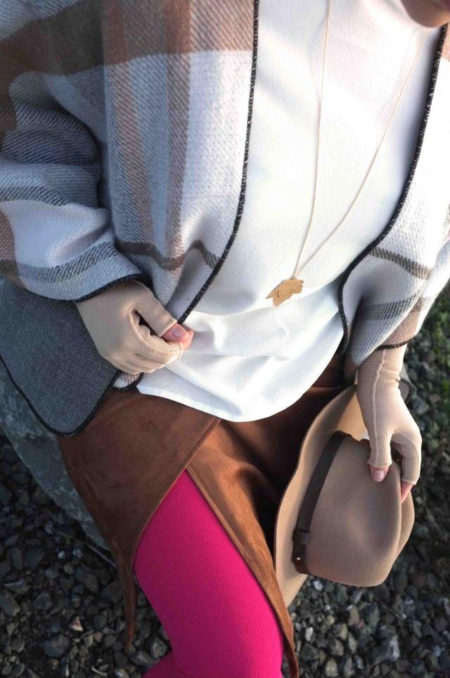 lipoedem mode magenta outfit medi 550 caroline sprott