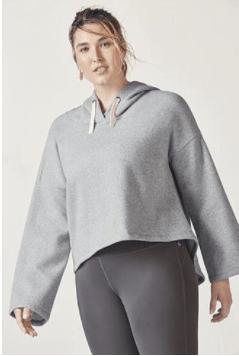 lipoedem mode sportmode plussize fabletics sweatshirt