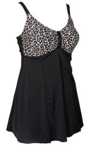 Kik Leoparden Badekleid
