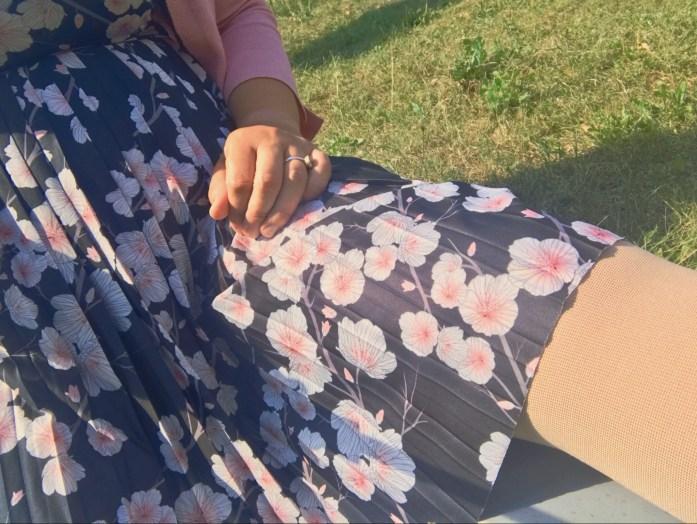 lipoedem mode kristin sommer Kompression bei Hitze
