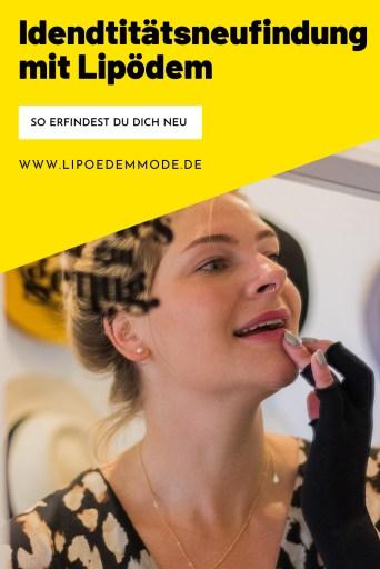 lipedema personality development new identity medi mediven 550 arm compression self-confidence