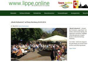 2016-05-21_lippe-online_Musik_Kulinarisch_Burg_Sternberg
