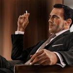 Fan Art Thursday: Don Draper by Rapsag