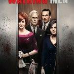 Fan Art Thursday: Walking Dead/Mad Men Mash-up