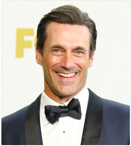 Jon Hamm 45 yrs old