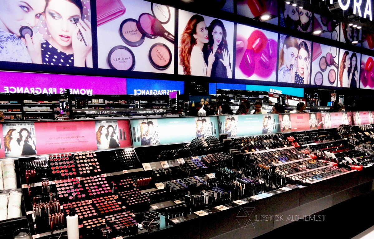 Sephora Bangalore | Store Launch