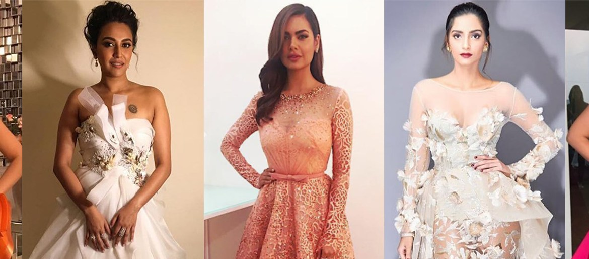 Best Dressed Filmfare 2017 Bollywood Style