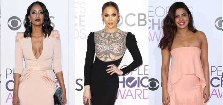 Best Dressed at Peoples Choice Awards 2017