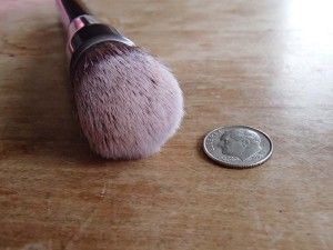 Buffing foundation brush