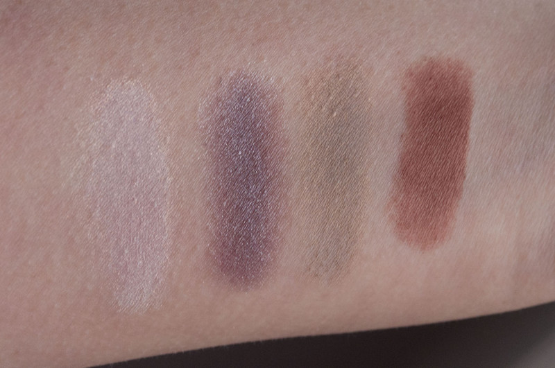 Shiro Seven Kingdoms Collection Swatches