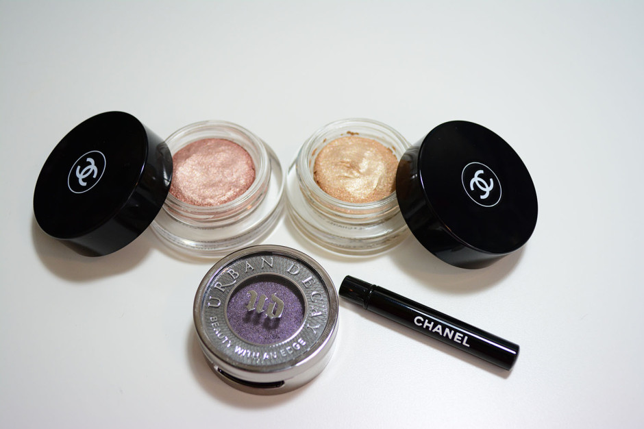 Chanel Illusion d'Ombre Emerveille and Convoitise