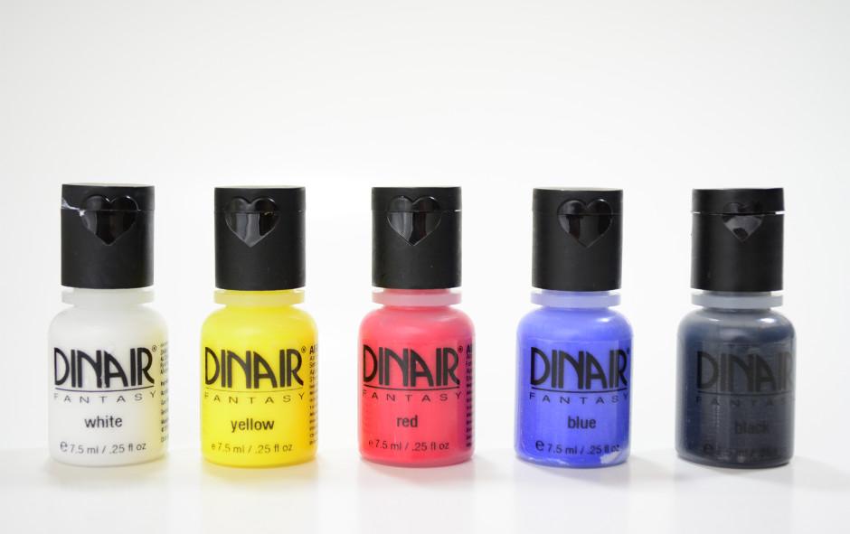 Dinair Designer Primaries Collection