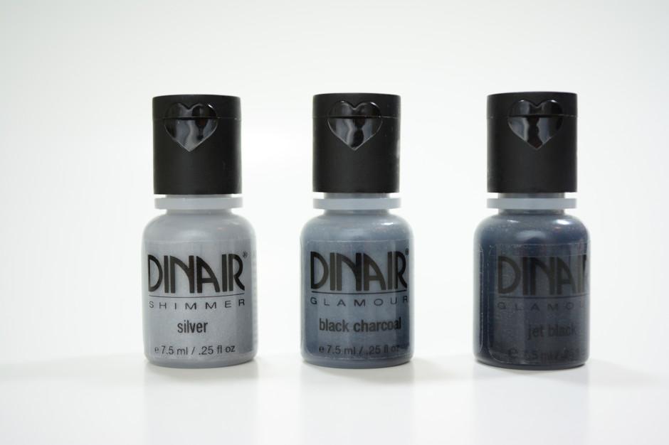 Dinair Glamour Colors