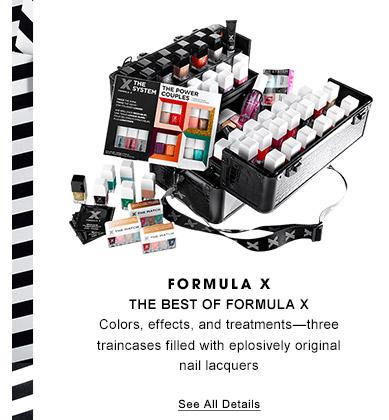 Sephora Epic Rewards - Formula X