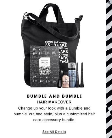 Sephora Epic Rewards - Bumble & Bumble