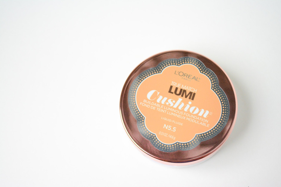L'Oreal True Match Lumi Cushion Review