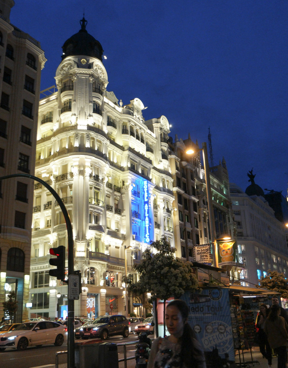 Spain Travel Report