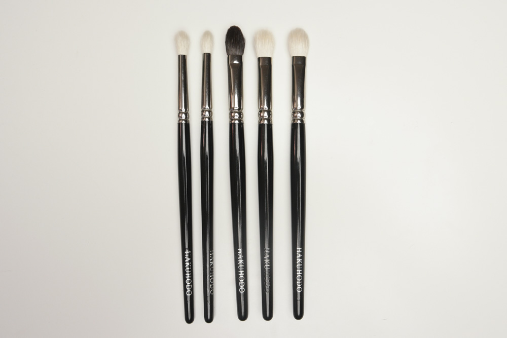 Hakuhodo Brushes - Blending Eye Brushes