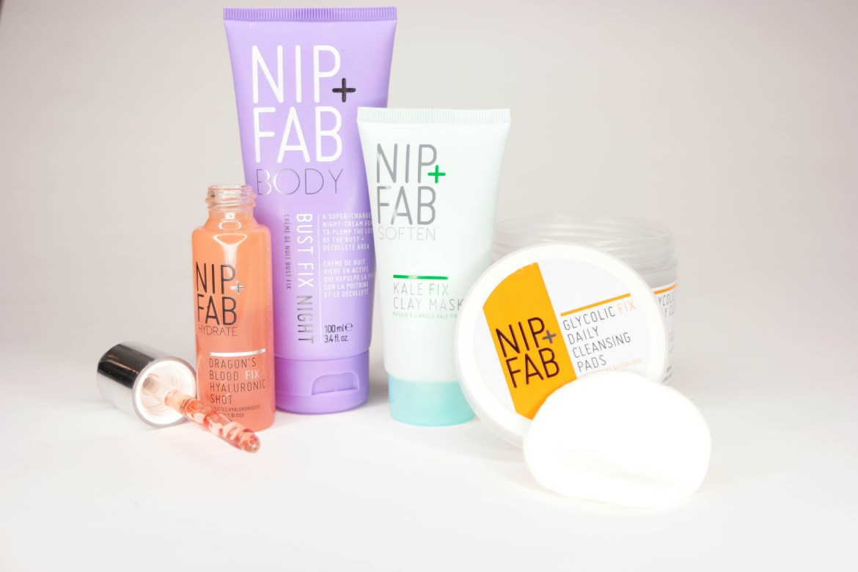 Nip + Fab Skincare Review