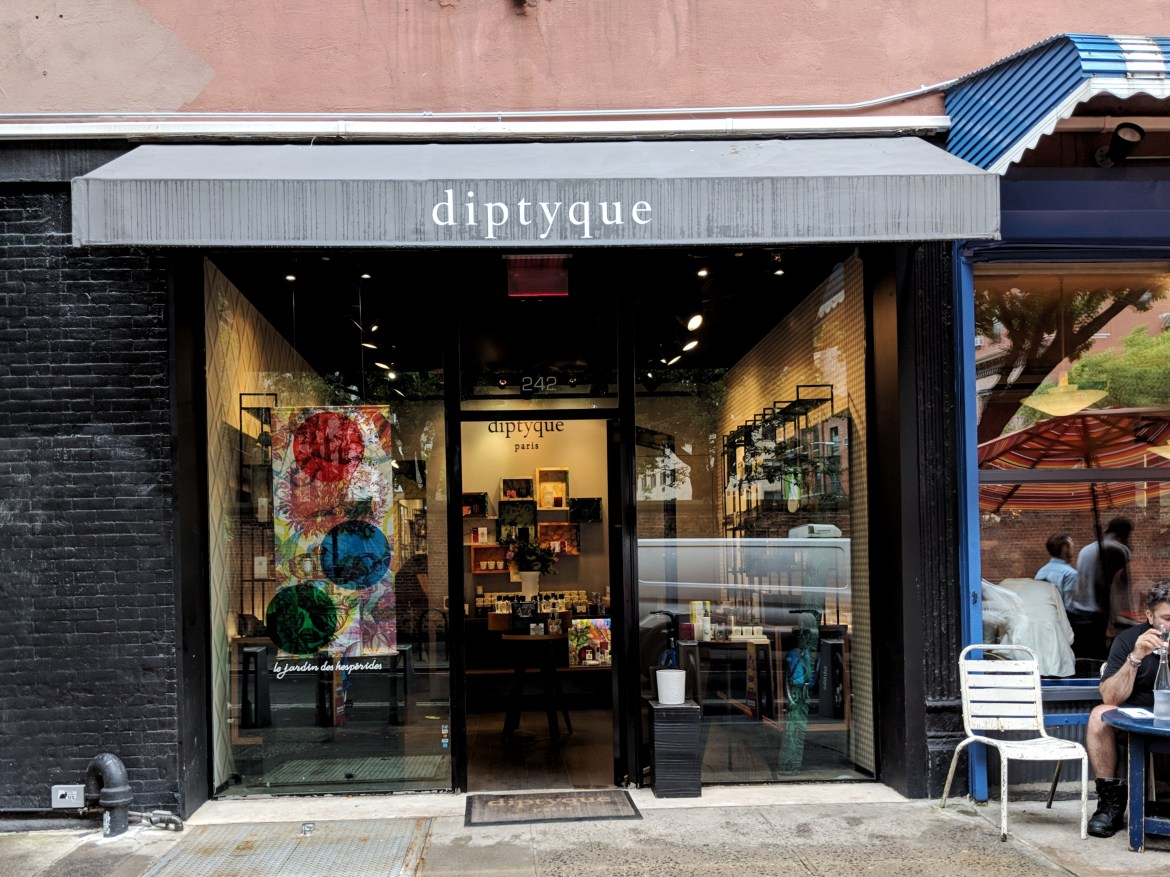 NYC Beauty Shopping Guide - Diptyque
