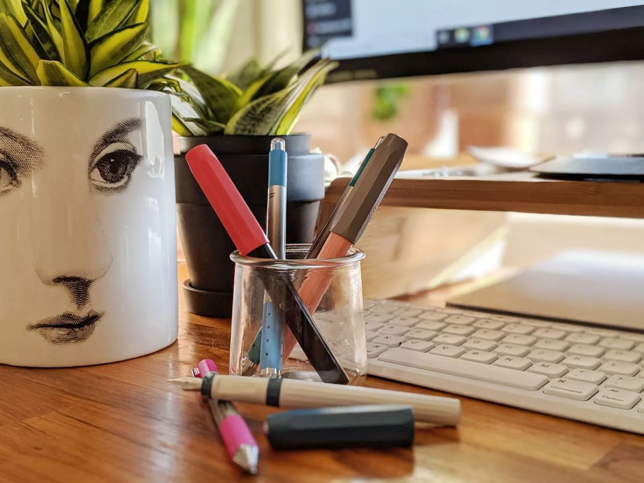 Kaweco Perkeo and TUL gel pens
