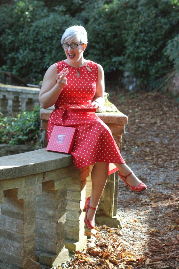 maltesers dress