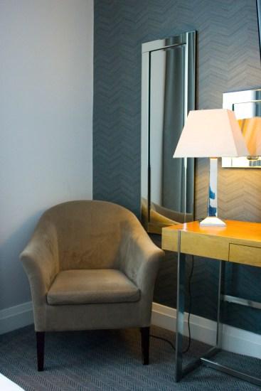 malvern hotel room