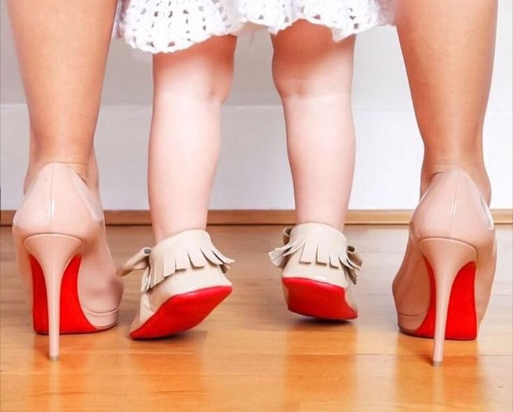 9018b2f7f8c Your Baby Can Be Boujee Too With Christian Louboutin s Children s Shoes