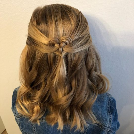 8 Cool Hairstyles For Little Girls That Won\'t Take Too Much ...