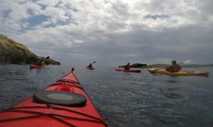 Gozo sea kayaking