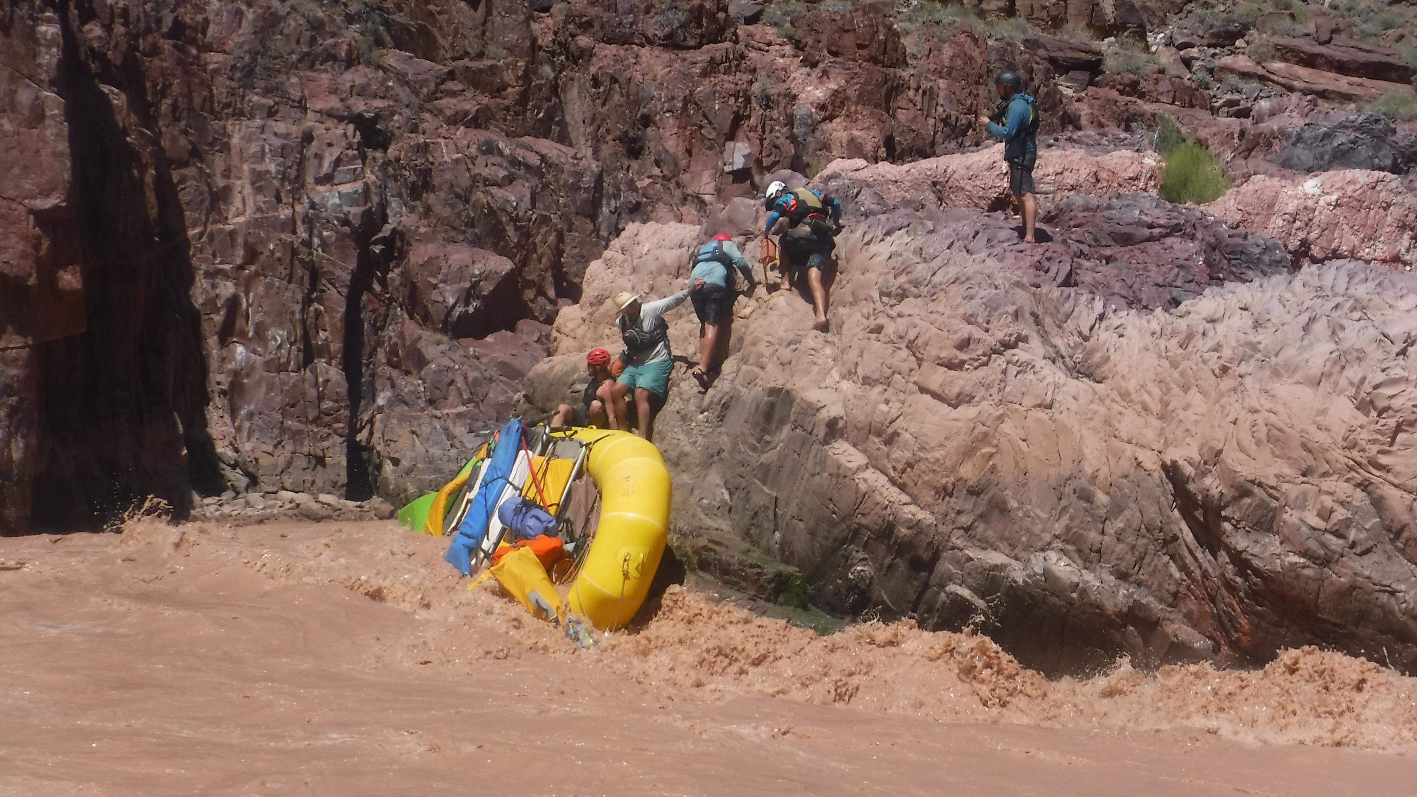 Grand Canyon – Day 7: Bedrock and Deer Creek – LIQUID ADVENTURING