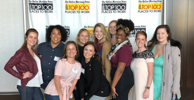 Dallas Morning News Recognizes LiquidAgents Healthcare as Top Place to Work