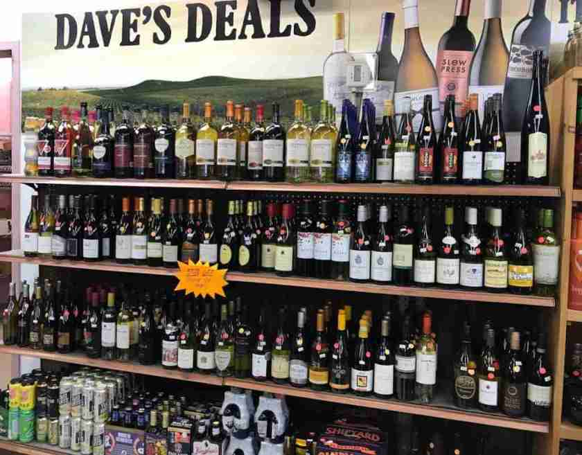 Dave's Deals at Liquid Assets