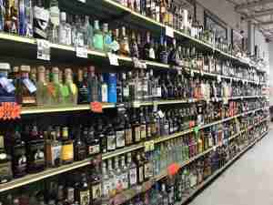 Liquors at Liquid Assets