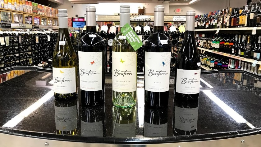 Bonterra Wine at Liquid Assets