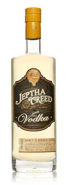 Jeptha Creed Honey Vodka