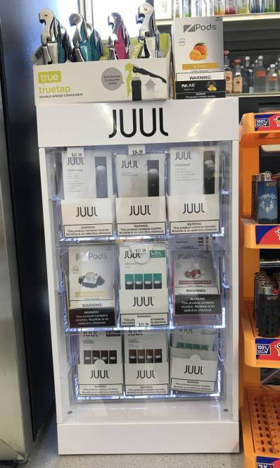 JUUL at Liquid Assets