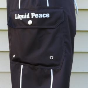 Black Board Shorts-All Purpose