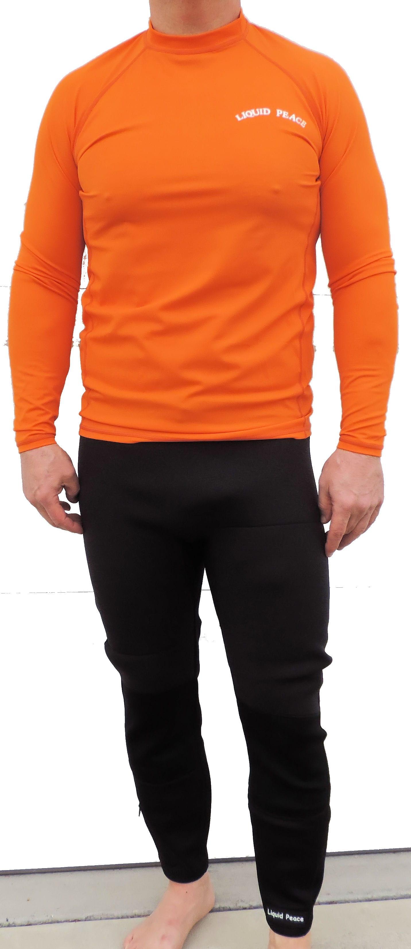 09710d8870 Men's 1.5mm Wetsuit Pants with Pockets - Liquid Peace