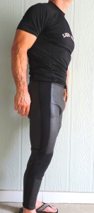 1mm smooth skin wetsuit pants