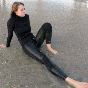 Women's 2mm Smooth Skin Wetsuit Pants