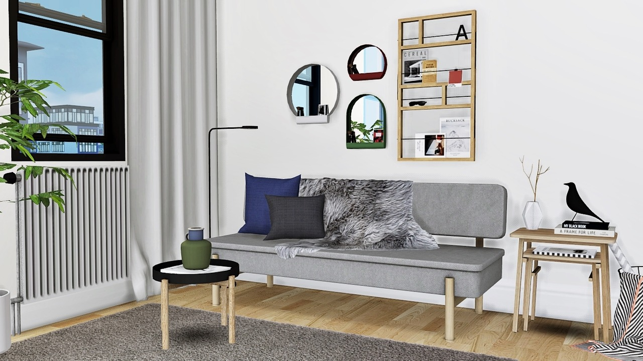 IKEA Ypperlig Living By MXIMS Liquid Sims