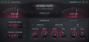 Product of the Week: LiquidSonics Lustrous Plates