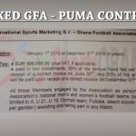 leakes fa puma contract