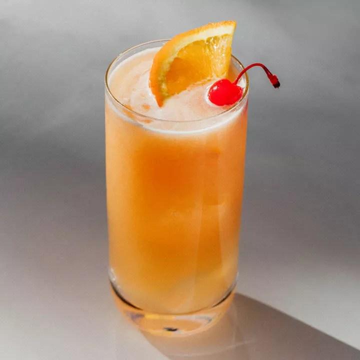 Macua cocktail