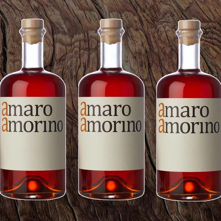 Letterpress Amaro Amorino