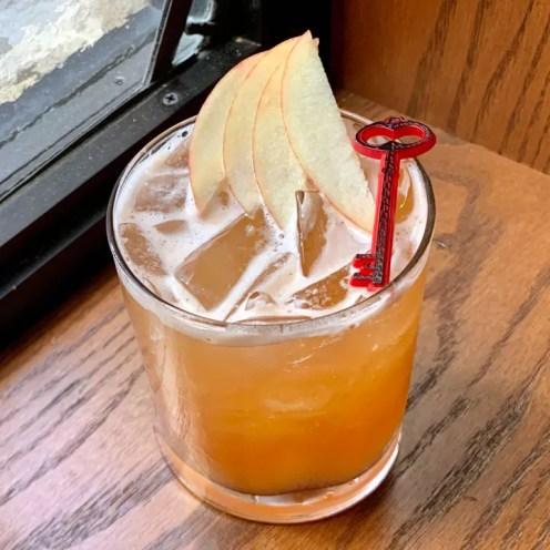 Big Red Sun cocktail