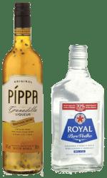 pippa granadilla liqueur Royal Vodka