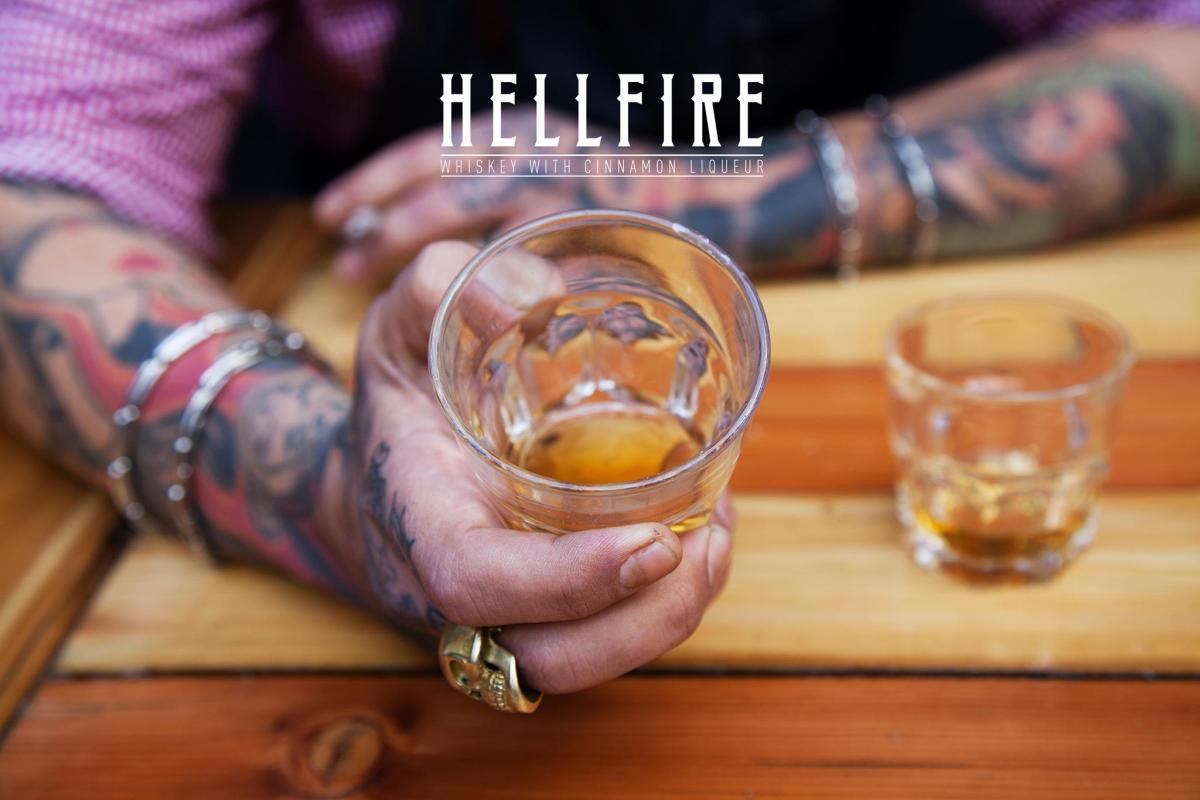 HellFire Whiskey