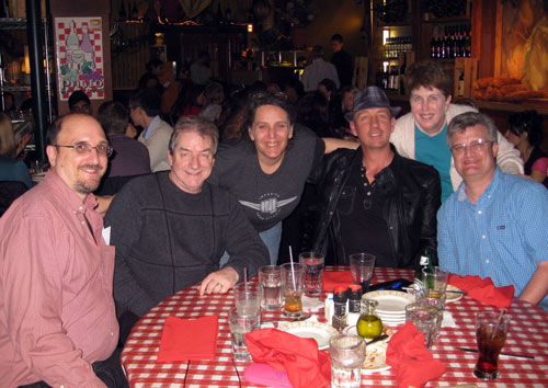 Keith Instone, Larry Rusinsky, Molly Holschlag, Dylan Barrell, Deborah Edwards-Onoro, and Scott Williams